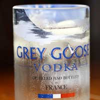 Grey Goose Rocks Glass