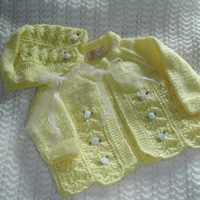 Yellow Layette