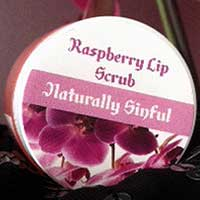All Natural Lip Scrub