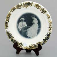 Personalized Commemorative Plate
