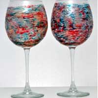 Embellished Glassware