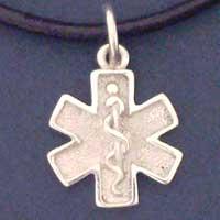 Medical Alert Charms