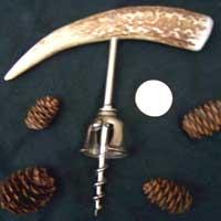 Antler Wine Cork Puller