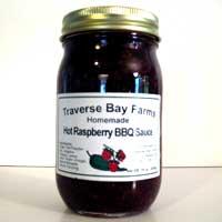 Raspberry BBQ Sauce