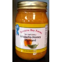 Sweet Jalapeno Honey Mustard