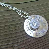 Bullet Necklaces