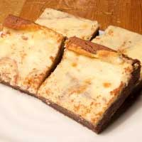 Cheesecakes Brownies
