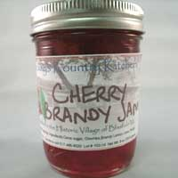 Cherry Brandy Jam