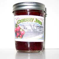Cherry Jam by Beckey's Kountry Kitchen