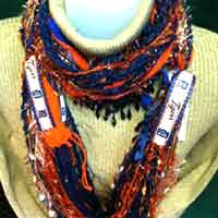 Collegiate & Team Inspired Scarves