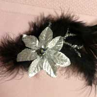 Adult Feather Hair Bands