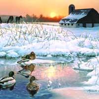 Landscape Giclee Art
