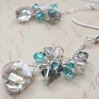 Earthy, Beachy Earrings