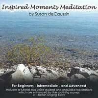 Inspired Moments Meditation CD