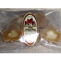 Bagged Maple Candies