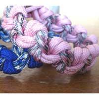 Love Knot Paracord Bracelet