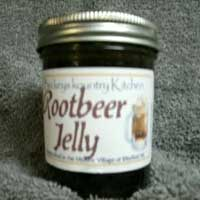 Rootbeer Jelly