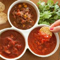 Cherry Salsa and Sauces