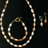 Heirloom Seed Jewelry