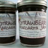 Strawberry Margarita Jam