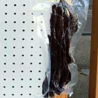Teriyaki Smoked Beef Jerky