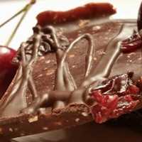 Chocolate Covered Cherry Toffee