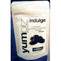 Yumbitz Indulge Double Chocolate Fudge Cookies
