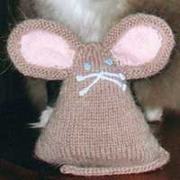 Alpaca Mouse Cat Toy