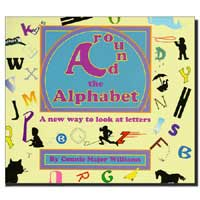 Around the Alphabet: A New Way to Look at Letters