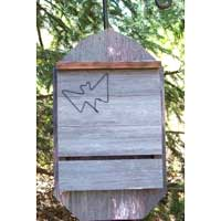 Rustic Bat House