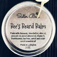 All Natural Bee's Beard Balm