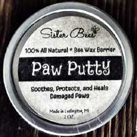 All Natural Paw Putty