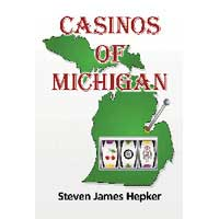 Casinos of Michigan Book