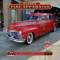 Classic Fire Apparatus Calendar