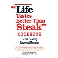 Life Tastes Better Than Steak Cookbook