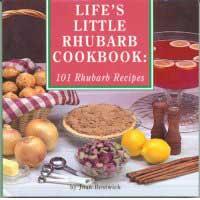Life's Little Rhubarb Cookbook