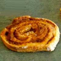 Cinnamon Swirl Dog Treats
