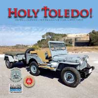 Holy Toledo!™ Calendar (formerly Jeep Classics)