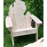 Michigan Adirondack Chairs