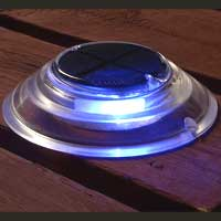Solar Lights for Dock & Deck