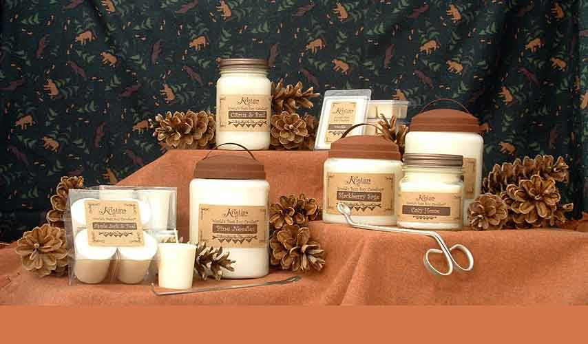 25% Off Kristin & Company Candles - just click!