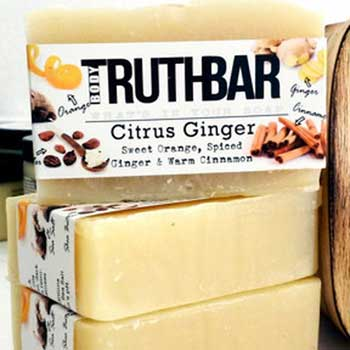 Citrus Ginger Bar Soap