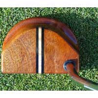 Bubinga Wood Putter