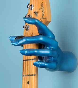 Female Hand Guitar Hanger