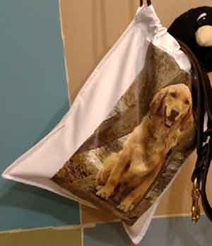 Personalized Pet Bags