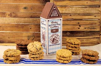 Moms' Michigan Made Cookies by Bavarian Inn