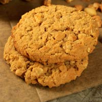 Moms' Michigan Made Peanut Butter Chunkies Cookie
