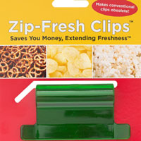 Zip-Fresh Clip Chip Clip