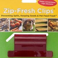 Zip-Fresh Clip Farm Home Garden Clip
