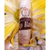 All Natural Lip Balm by Salt of the Earth